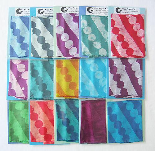 MTV-scarves