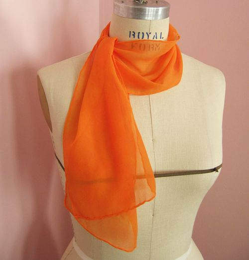 Soft-Orange-854-Scarf